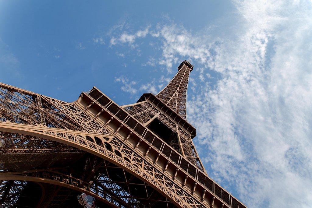 La tour Eiffel... plus qu'un monument