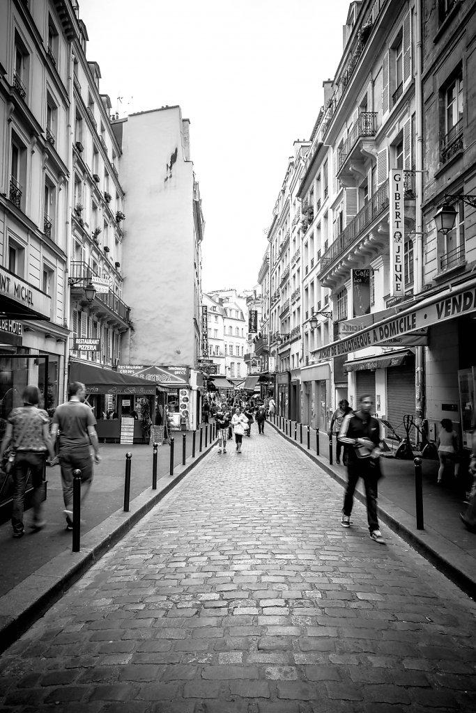 Les ruelles de #Paris // 2015 // © F.Lombardo